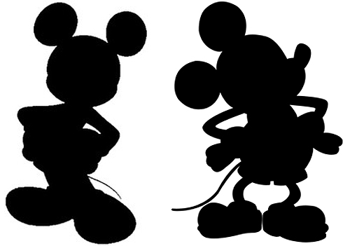 iconic silhouette